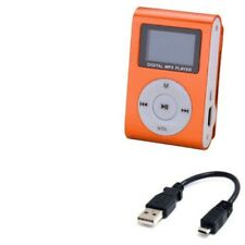 GOLDEN Sport Mini Clip on MP3 Musica lettore multimediale Display LCD + USB