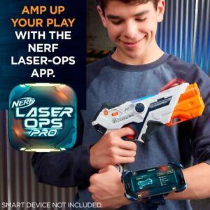 Nerf Gun Laser OpsPro AlphaPoint 2-Pack Laser Tag-Blaster Light & SoundEffect