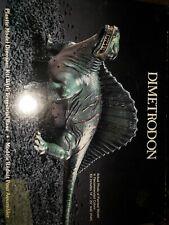 Vintage Lindberg Dimetrodon Plastic Model Dinosaur Kit Sealed 1987 Rare