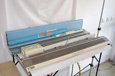 2 x Strickmaschinen von Brother Knitleader Und Modell KH-585 Ungetestet /j1