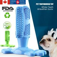 Dog Toothbrush Stick Molars Brush Chew Toy Pet Dental Health Cleaning Teeth Bite