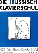 Klavier Noten Schule : Die Russische Klavierschule Band 2   SIK 2354