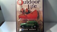 1999 RACING CHAMPIONS OUTDOOR LIFE - TIGER MUSKY - 1940 FORD TRUCK DELIVERY