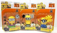 Despicable Me 3 Build-A-Minion Hula Dave Banana Carl Jail time Tattoo Tim 1 ME3