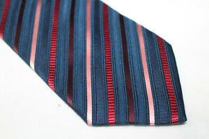 BELMONTE Silk tie Made in Italy F4463