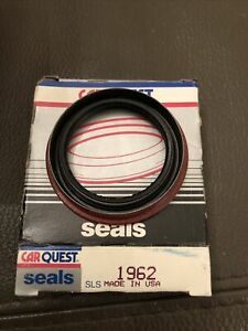 National/Carquest Oil Seals Wheel Seal 1962, New In The Box! Free Shipping !