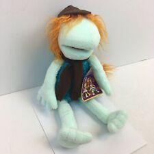 "16"" Fraggle Rock Boober Plush Manhattan Toy 2009 Jim Henson New With Tags"