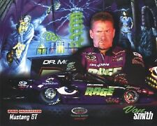 2004 Von Smith Dr. Moon's Rage Ford Mustang GT Pro Mod NHRA postcard