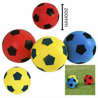 HTI Toys Fun Sport Size 5-20 cm Soft Sponge Foam Football Random Colour