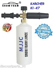 Snow Foam Lance for Karcher K1-K7 Series Car Wash Bottle Pressure Washer