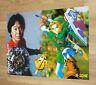 The Legend of Zelda: Ocarina of Time Shigeru Miyamoto very rare Poster 56x40cm