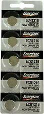 Battery Batteries Fresh New 50 X Cr1216 3V Energizer