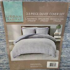 New Habitat Plain Dye Sheet Set