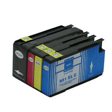 4x Ink Cartridges Compatible For HP 950 950XL Officejet Pro 8610 8620 8630 8640
