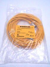 TURCK RK 4.4T-10/S1587 U-04688 CABLE CORDSET ASSEMBLY