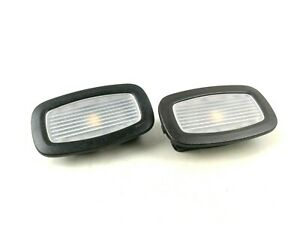 Mercedes Benz C Class W205 Interior Roof Courtesy LED Pair Light A0009064306