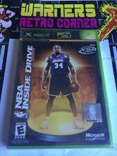 NBA Inside Drive 2004 Microsoft Xbox Original komplett Retro #retrogaming Spiel
