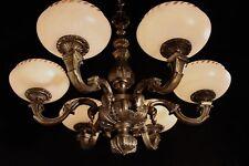 Chandelier Ceiling Lamp Pendant Lighting Fixture alabaster
