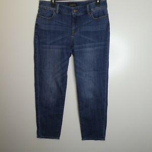 Talbots Flawless Five Pocket Petites Boyfriend Women's Size 10P Jeans