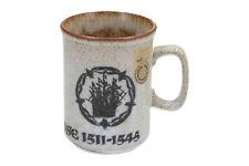A vintage Dunoon Mary Rose mug