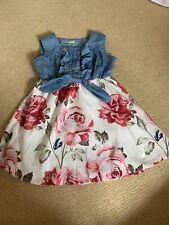 Girls Dress Size 2-3 Years