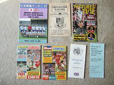 Chelsea Football Fixture Cards & Lists