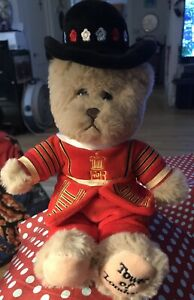Tower of London Souvenir Bear in State Dress by Historic Royal Palaces