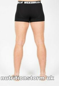 Gorilla Wear Boxershorts 3-pack - Black