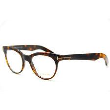 NEW AUTHENTIC Tom Ford TF5378 052 Eyeglasses Vintage Havana 49-20-145