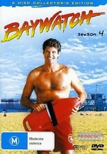 BAYWATCH : COMPLETE SEASON 4 (english cover) -   DVD - UK Compatible -sealed