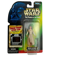 Star Wars Princess Leia Organa In Ewok Celebration Outfit Action Figure Kenner