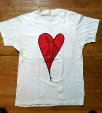 Vintage Smashing Pumpkins Heart Shirt XL - Screen Stars Tag! Rare Back