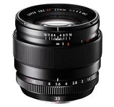 Fujifilm 23mm F1.4 XF X Mount Lens Ca0300
