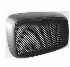 FREIGHTLINER COLUMBIA 00-15 BLACK OUT MESH GRILLS GRILL C1MB