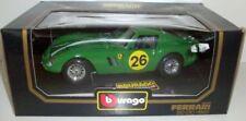Modellini statici auto sportive Burago per Ferrari