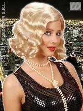 BLONDE 20S STYLE WIG FLAPPER CHARLESTON