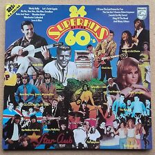 2LP Various - 24 Superhits Of The 60's Unplayed Philips Joe Dowell Hondells etc