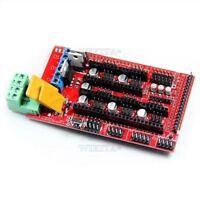 3D Printer Controller Board For Ramps 1.4 Reprap Prusa Mendel Ic New ya