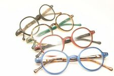 Oval Reading Glasses 4 Color Choose Power Mens Womens Readers  +1.25 - 3.00