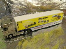 ** Herpa 149006 Mercedes Benz Actros LH Safeliner Semitrailer Macon 1:87 Scale