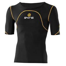 Brand New Skins Compression Short Sleeve Shirt - Large