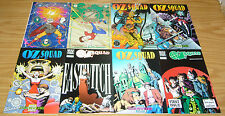 Oz Squad #1-10 VF/NM complete series + (2) specials + (2) variants WIZARD OF OZ