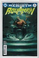 Aquaman Issue #16 Rebirth DC Comics Variant Cover by Joshua Middleton 1st Print