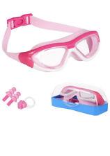 Pink Swim Goggles