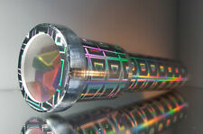Classic style, 20cm x 4.5cm hand-crafted kaleidoscope.