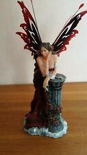 Elfenfigur - Elfe Statue Säule Fairy