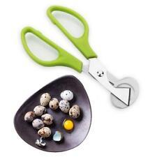 Quail Egg Scissors Cracker Opener Cigar Cutter Stainless Steel Kitchen To New