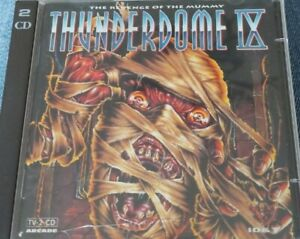 THUNDERDOME VOL.9 The Revenge Of The Mummy
