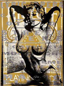 Peter Mars Art edition, Go-Go Girls Burlesque Pinup Clubs Striptease Strip Poker