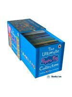 Ultimate Peppa Pig 50 Books By Ladybird Collection Box Set